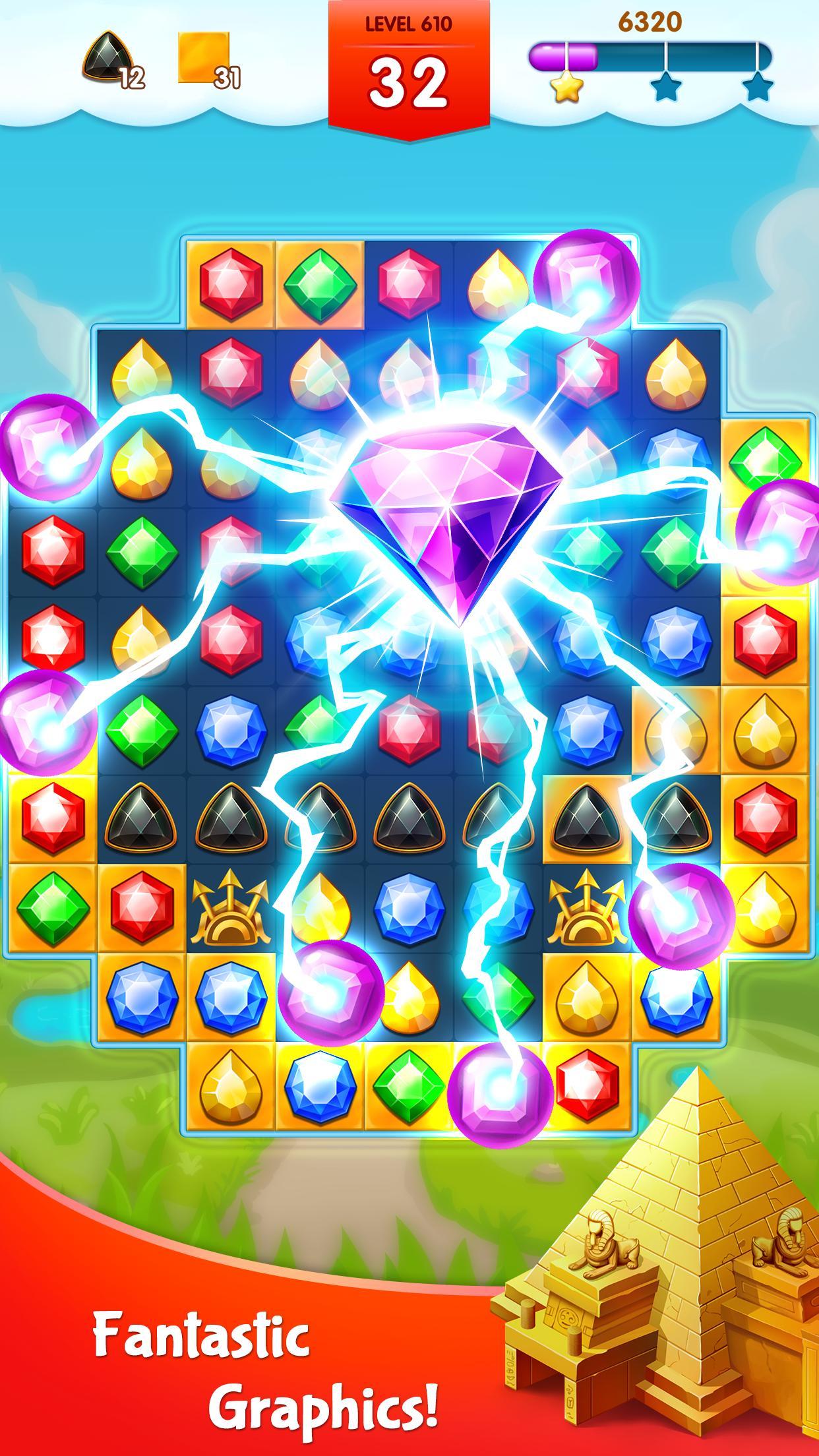 Jewels Legend - Match 3 Puzzle 2.33.3 Screenshot 3