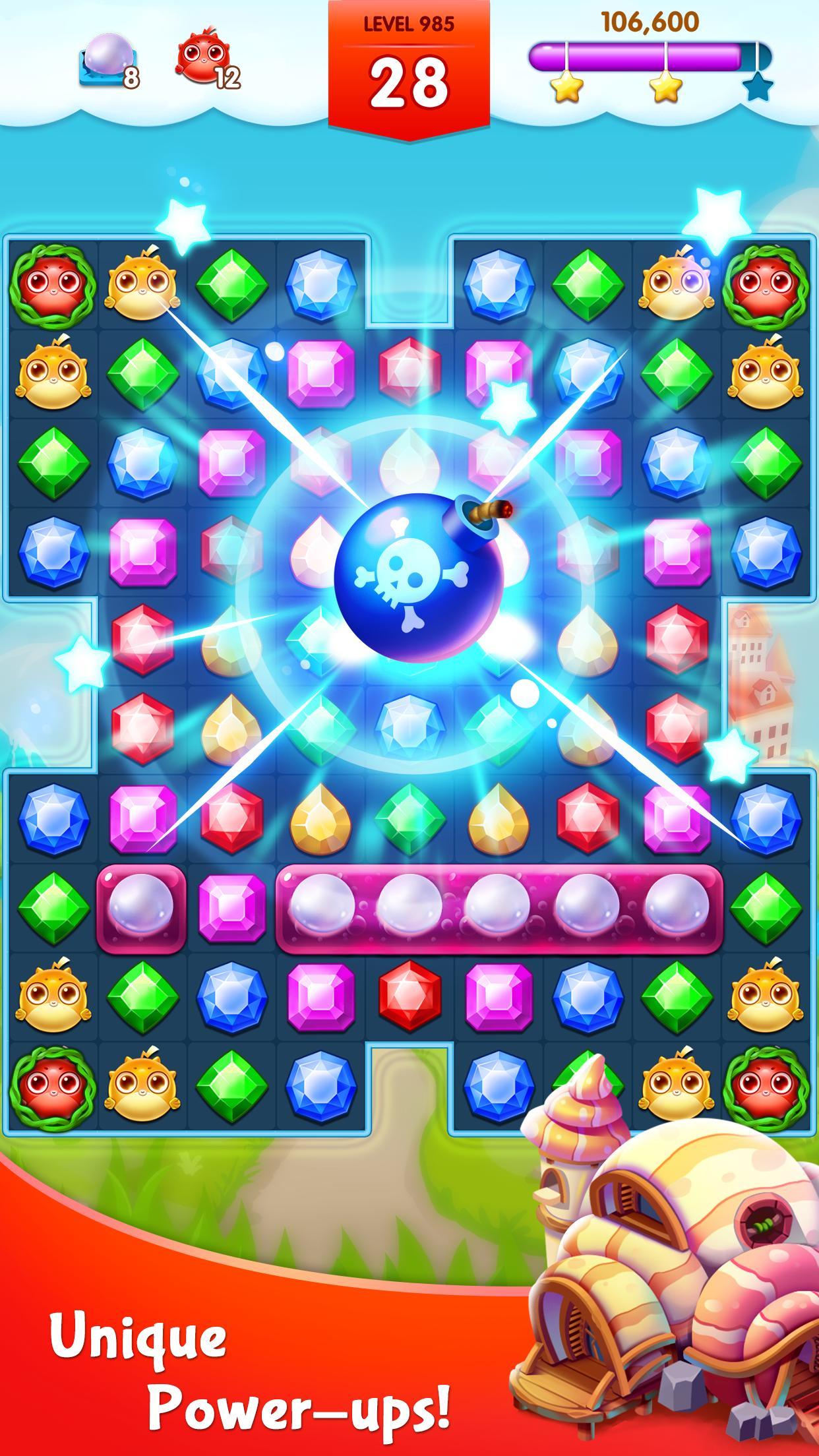 Jewels Legend - Match 3 Puzzle 2.33.3 Screenshot 4