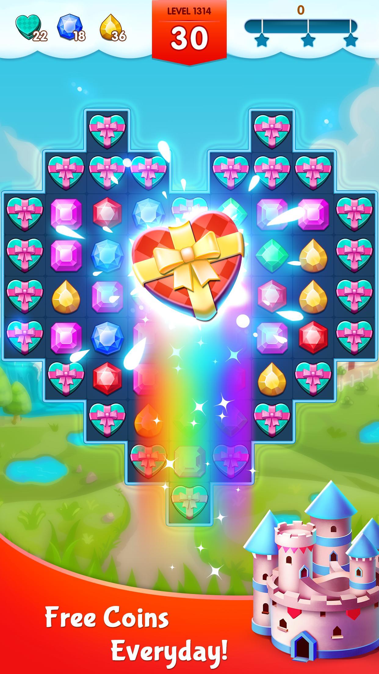 Jewels Legend - Match 3 Puzzle 2.33.3 Screenshot 5