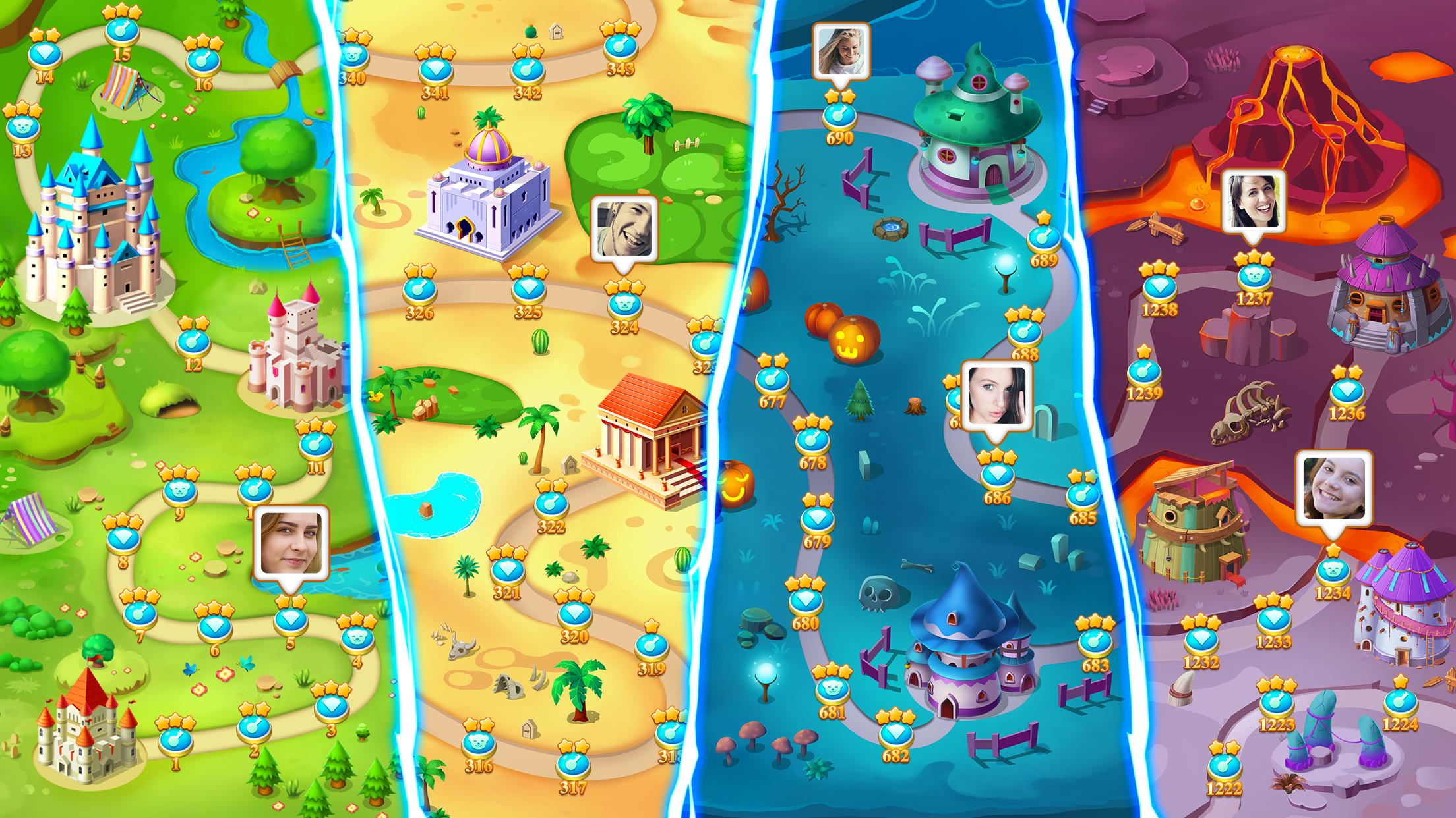 Jewels Legend - Match 3 Puzzle 2.33.3 Screenshot 8