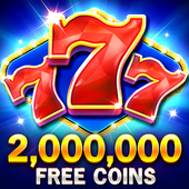 Slot Machines - Free Vegas Slots Casino app icon