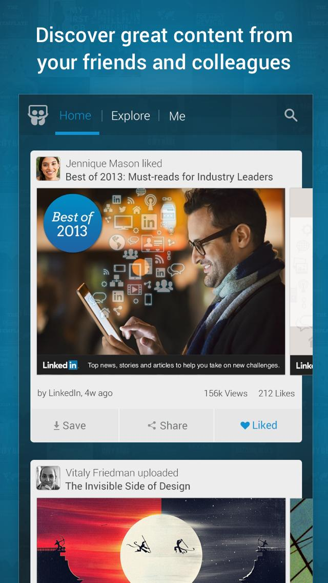 LinkedIn SlideShare 1.6.8 Screenshot 4