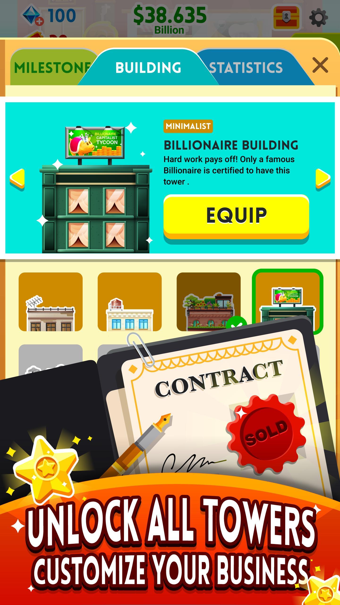 Cash, Inc. Money Clicker Game & Business Adventure 2.3.7.1.0 Screenshot 16