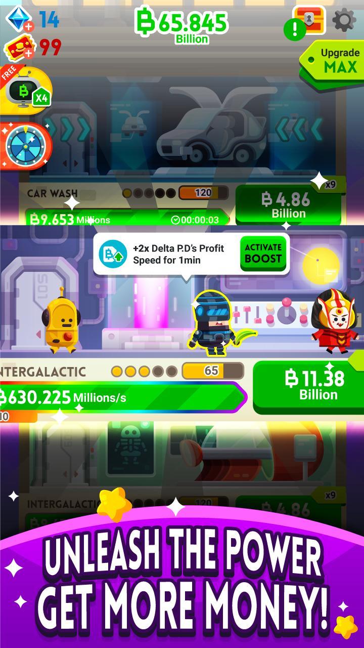Cash, Inc. Money Clicker Game & Business Adventure 2.3.7.1.0 Screenshot 19