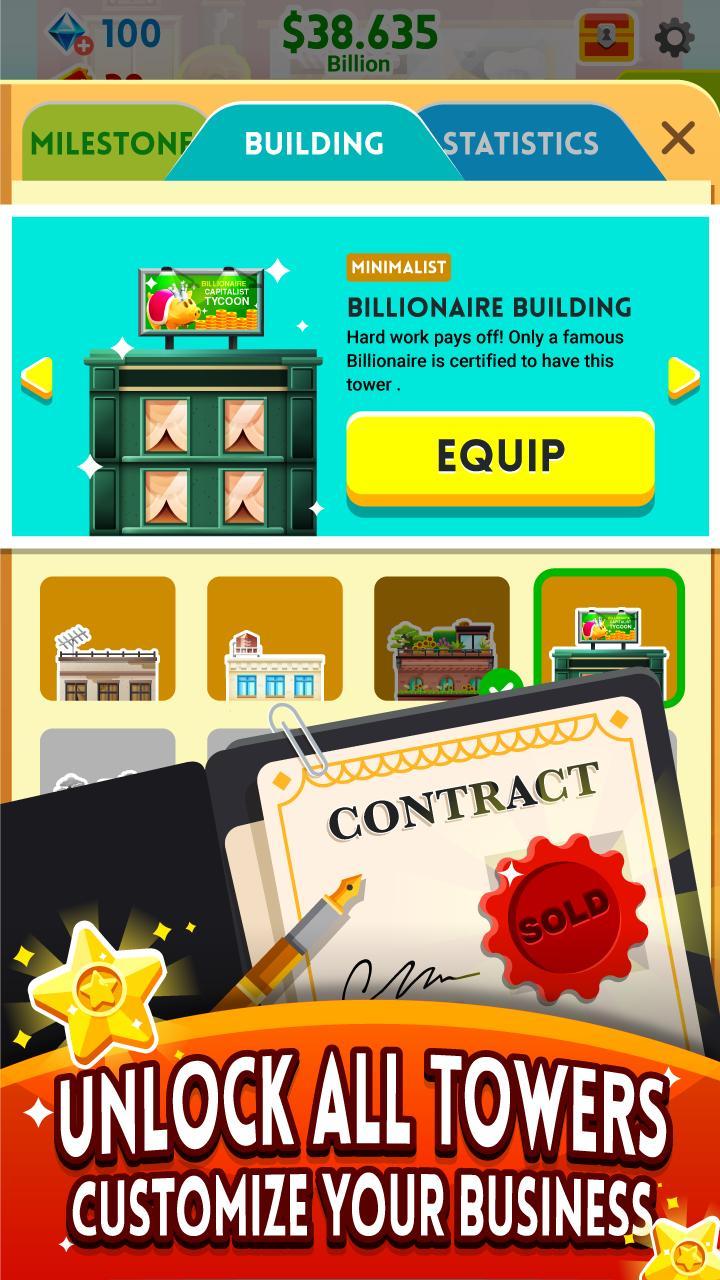 Cash, Inc. Money Clicker Game & Business Adventure 2.3.7.1.0 Screenshot 21