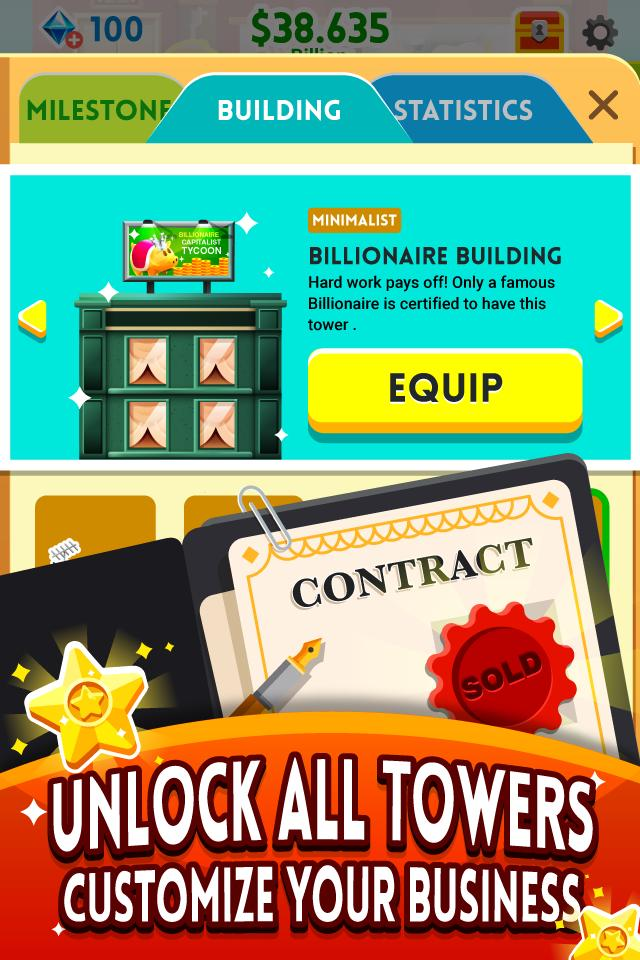 Cash, Inc. Money Clicker Game & Business Adventure 2.3.7.1.0 Screenshot 5