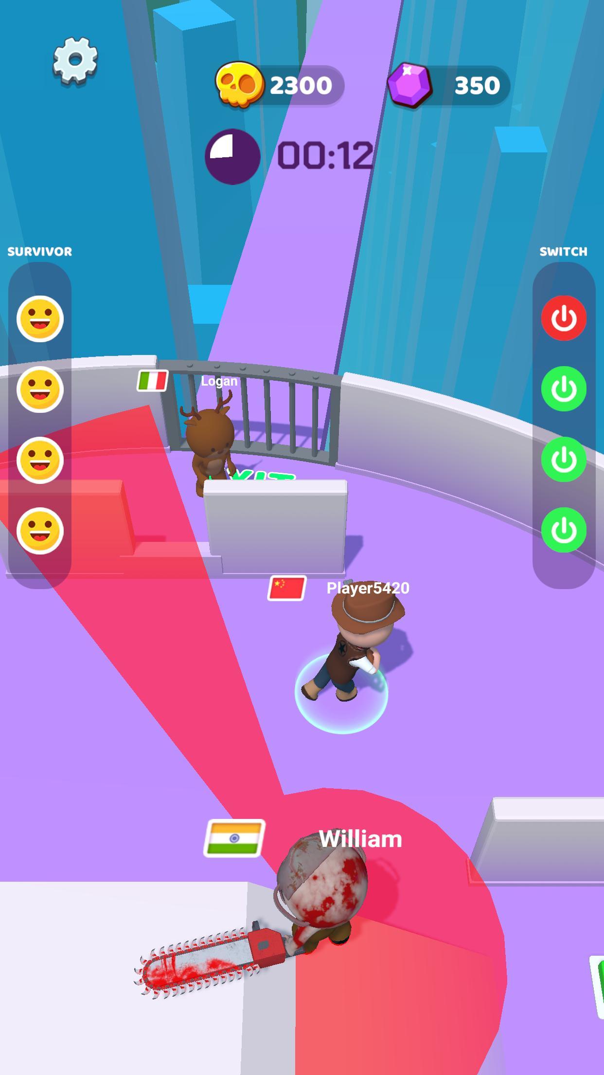 No One Escape screenshot