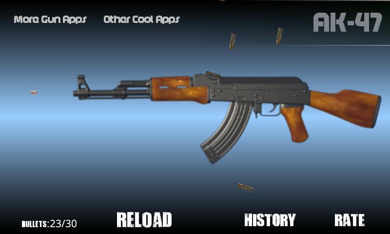AK-47 1.1 Screenshot 1