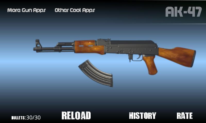 AK-47 1.1 Screenshot 2