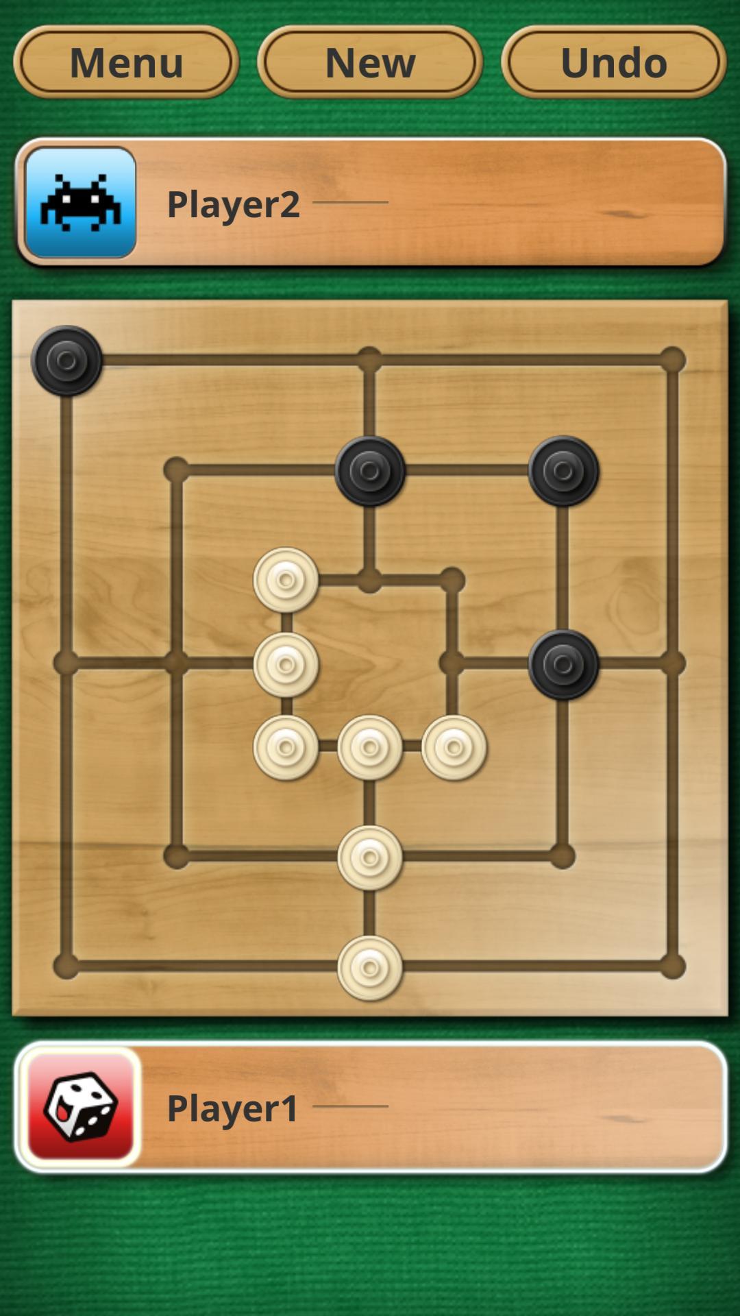 Nine men's Morris - Mills - Free online board game 2.8.11 Screenshot 3