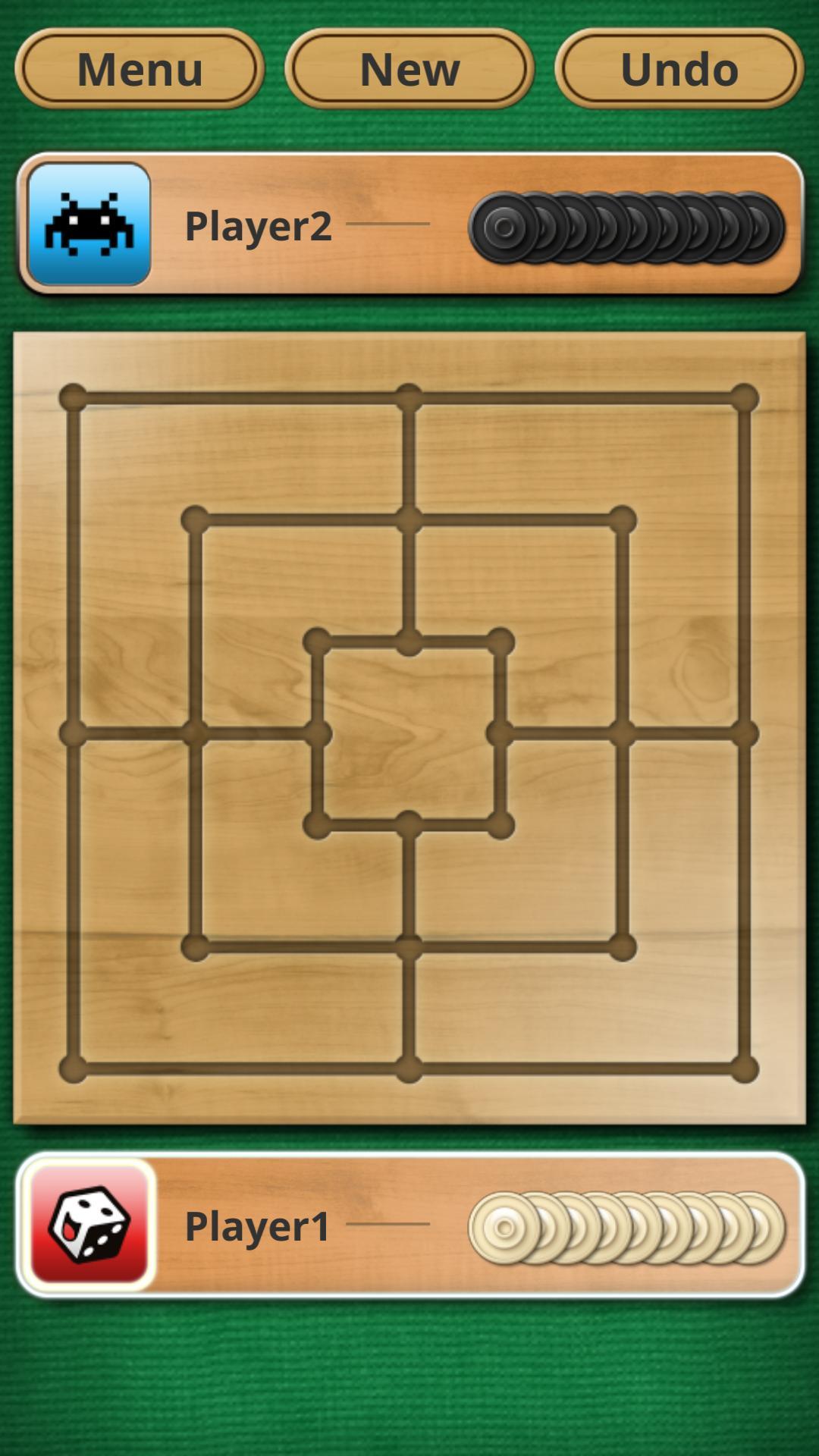 Nine men's Morris - Mills - Free online board game 2.8.11 Screenshot 5