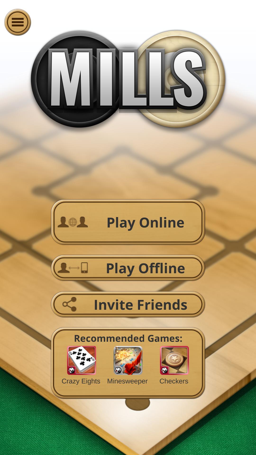 Nine men's Morris - Mills - Free online board game 2.8.11 Screenshot 6
