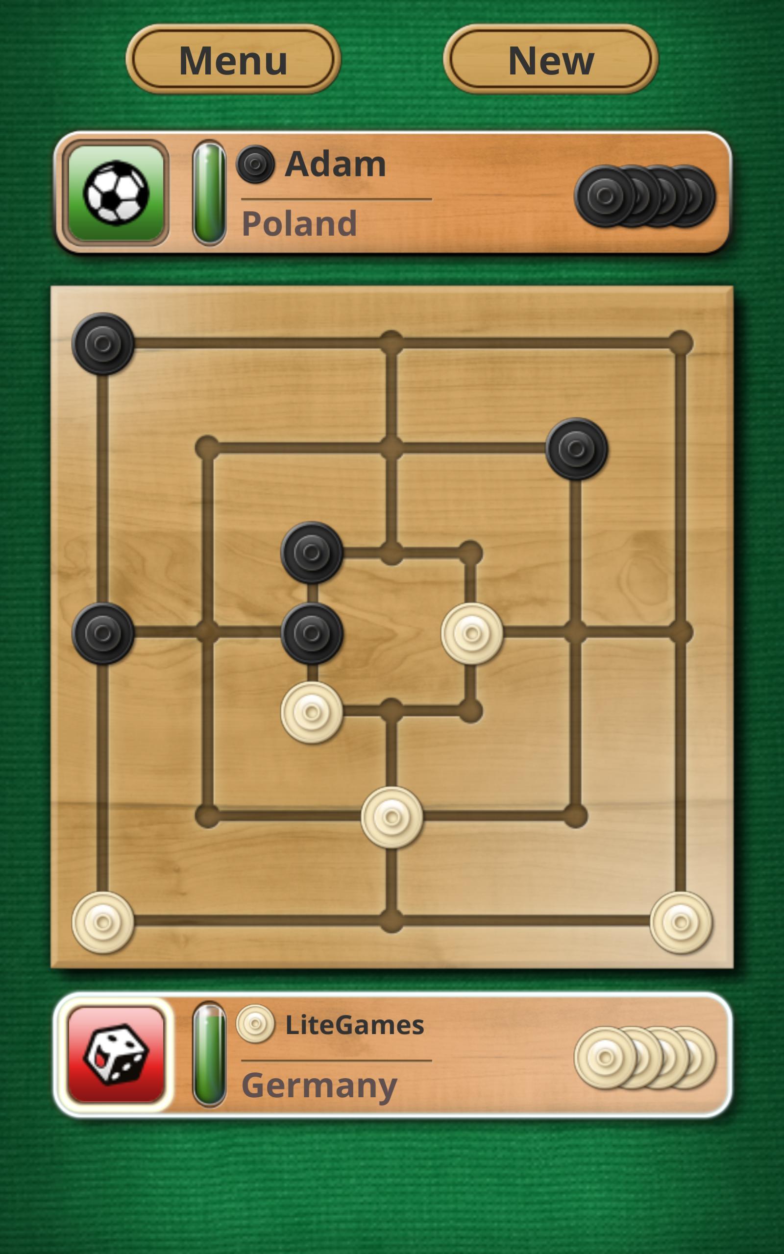 Nine men's Morris - Mills - Free online board game 2.8.11 Screenshot 7