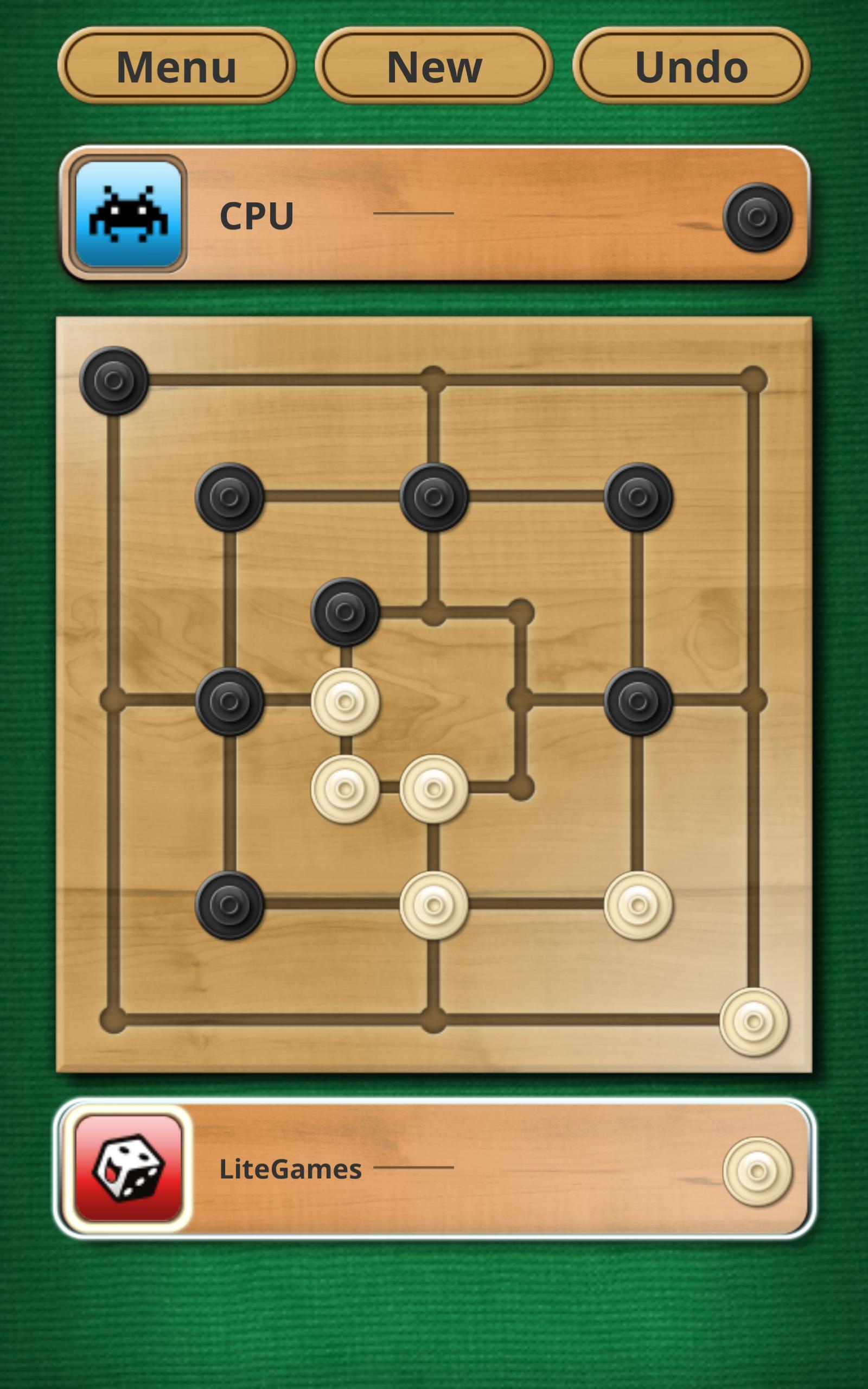 Nine men's Morris - Mills - Free online board game 2.8.11 Screenshot 9