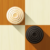 Checkers Draughts Multiplayer Board Game app icon