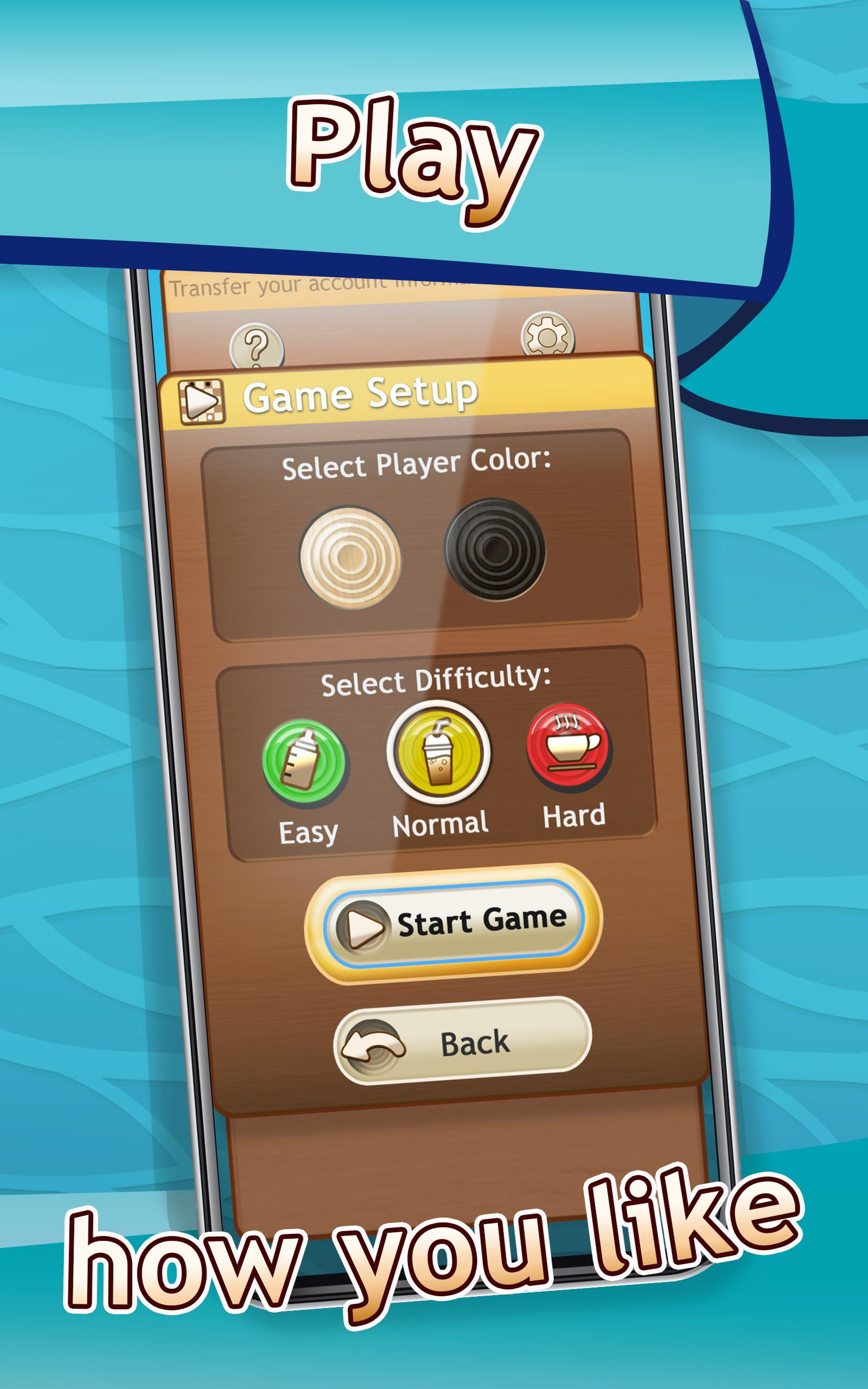 Checkers Draughts Multiplayer Board Game 2.4.4 Screenshot 9