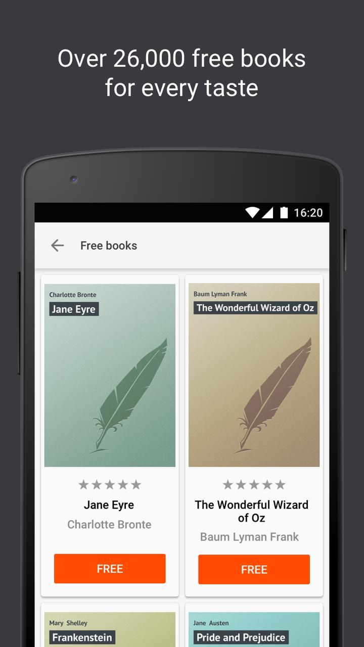 Read books online 3.26 Screenshot 5