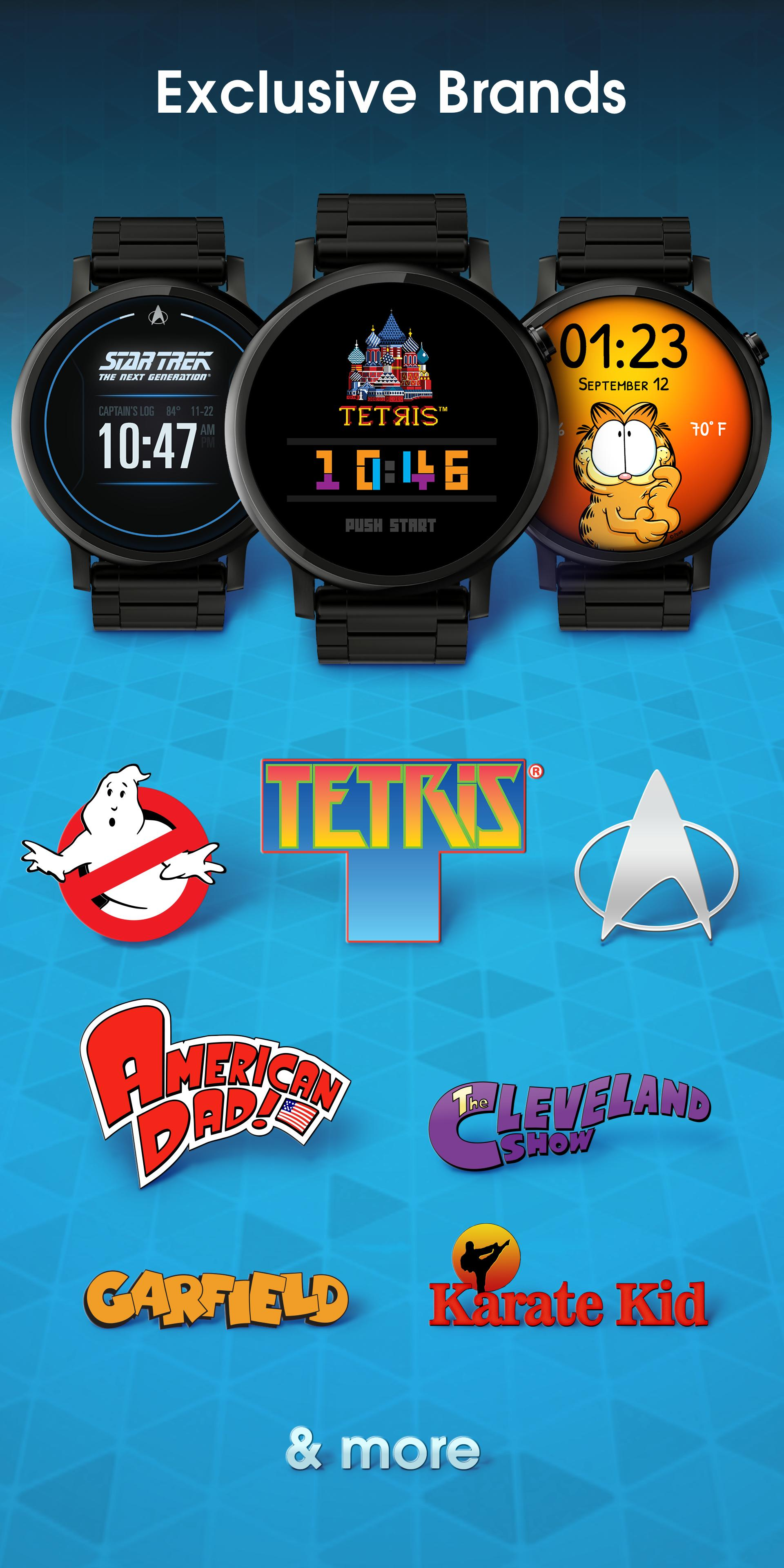 Facer Watch Faces 5.1.33_101817 Screenshot 2