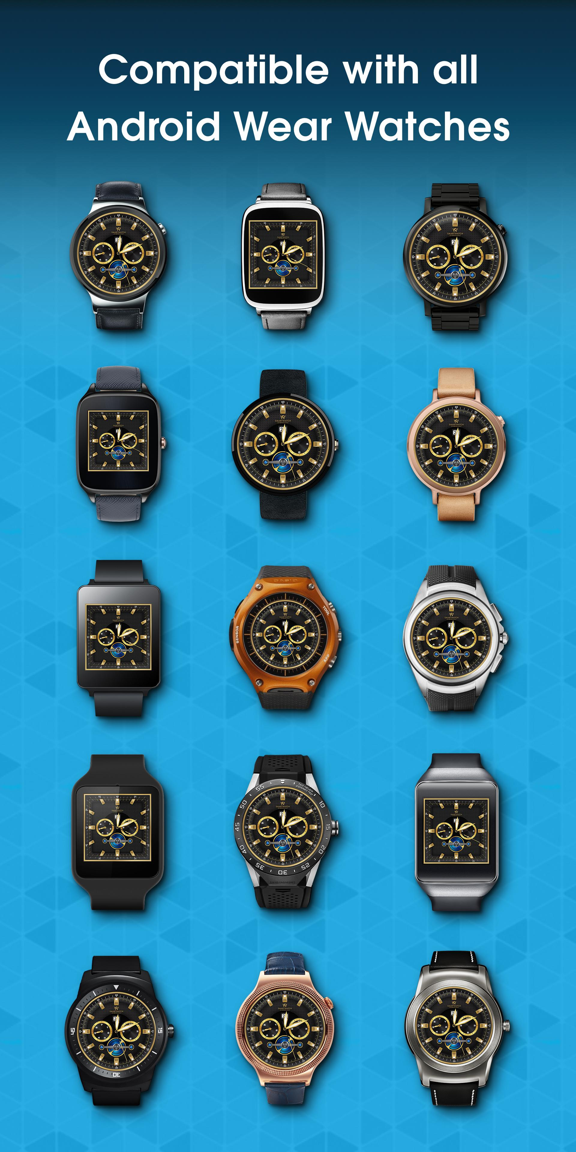 Facer Watch Faces 5.1.33_101817 Screenshot 6
