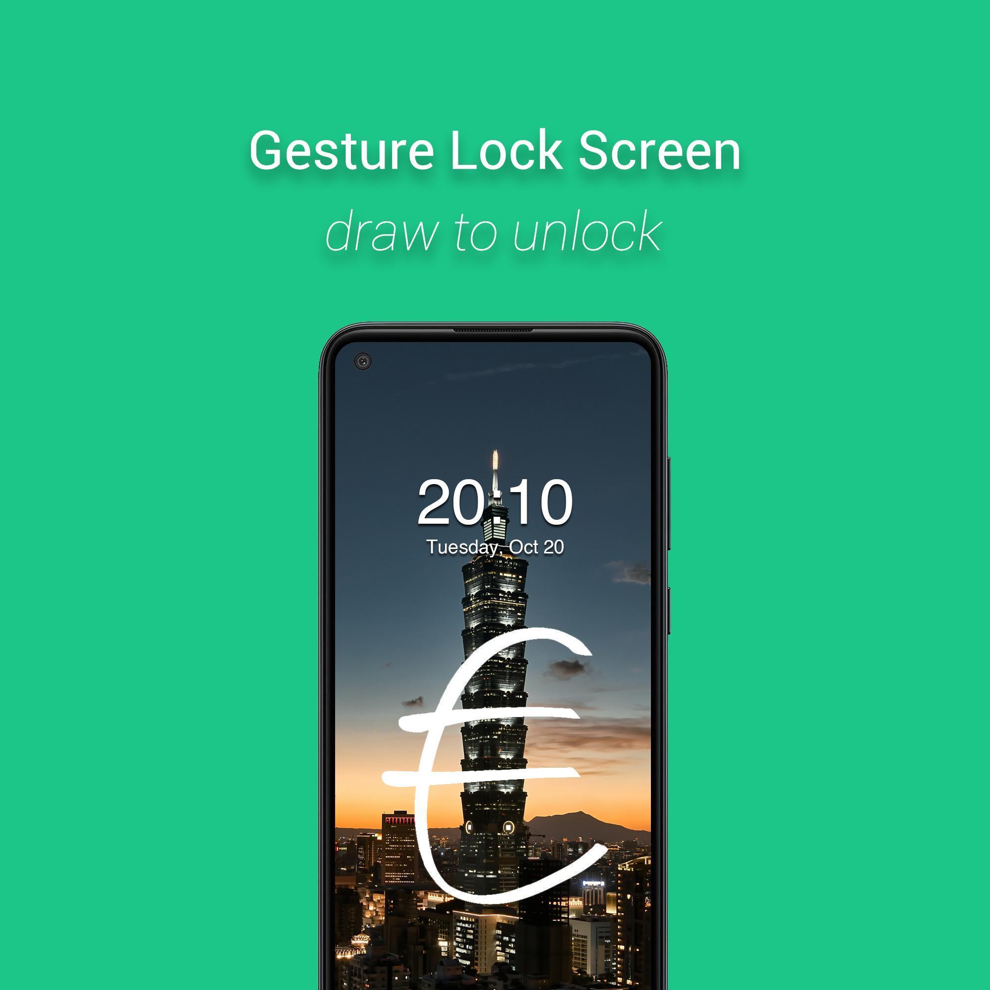 Gesture Lock Screen 2 1.7 Screenshot 3
