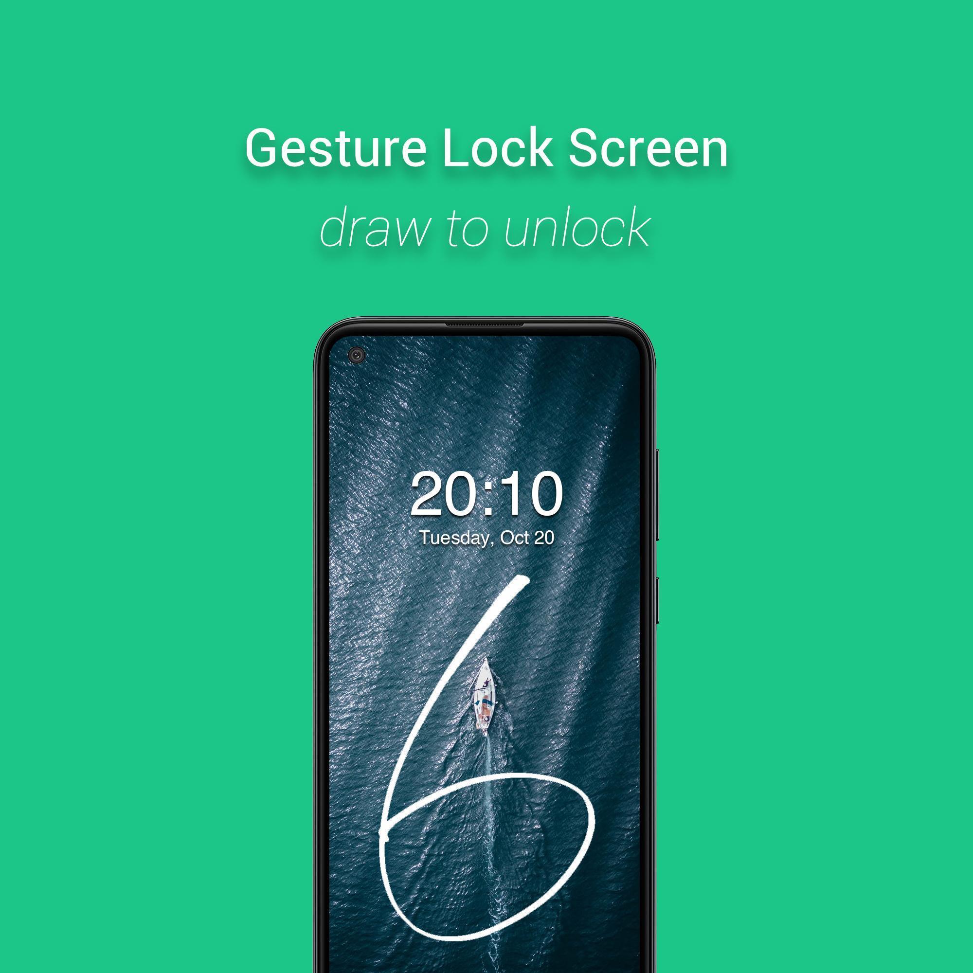 Gesture Lock Screen 2 1.7 Screenshot 4