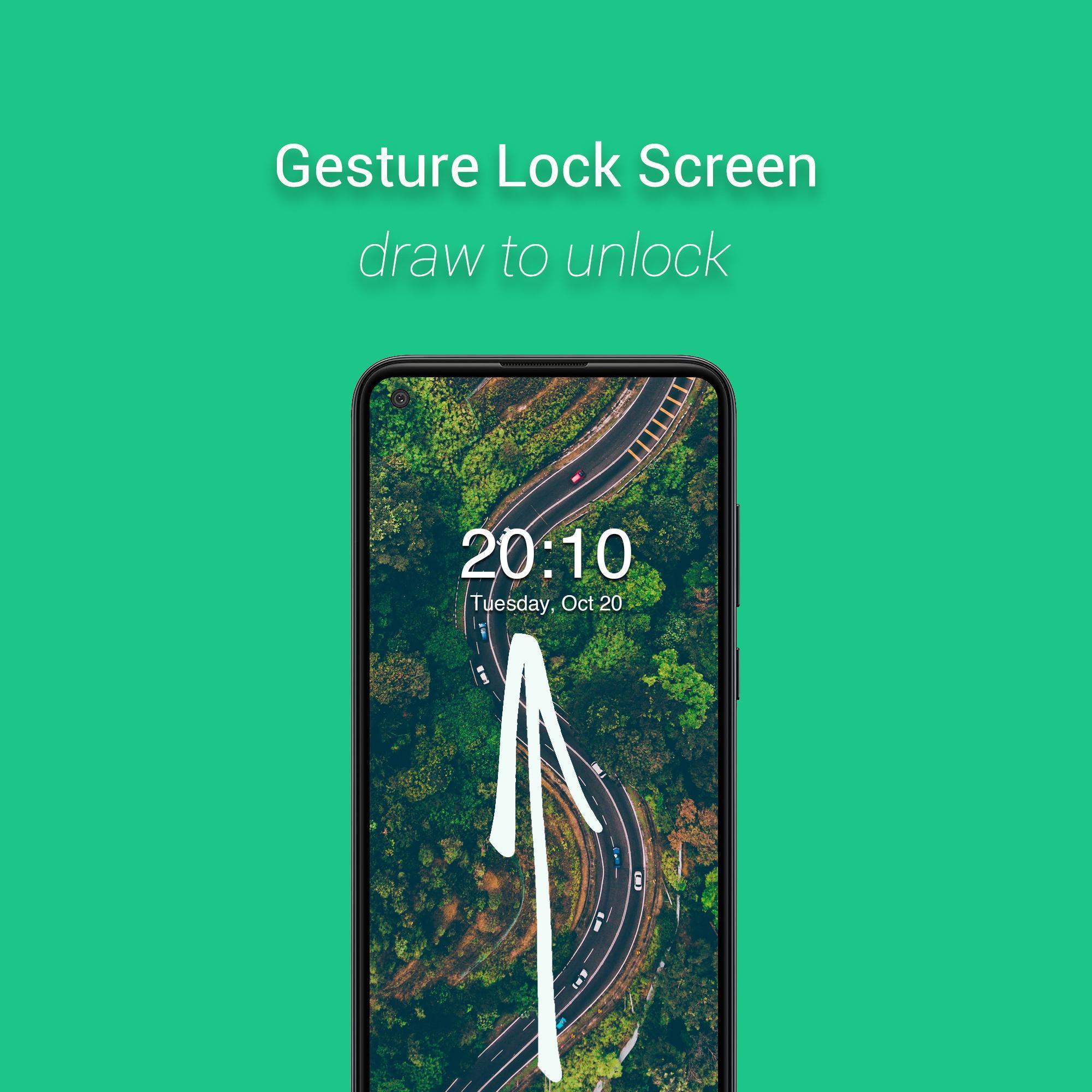 Gesture Lock Screen 2 1.7 Screenshot 5