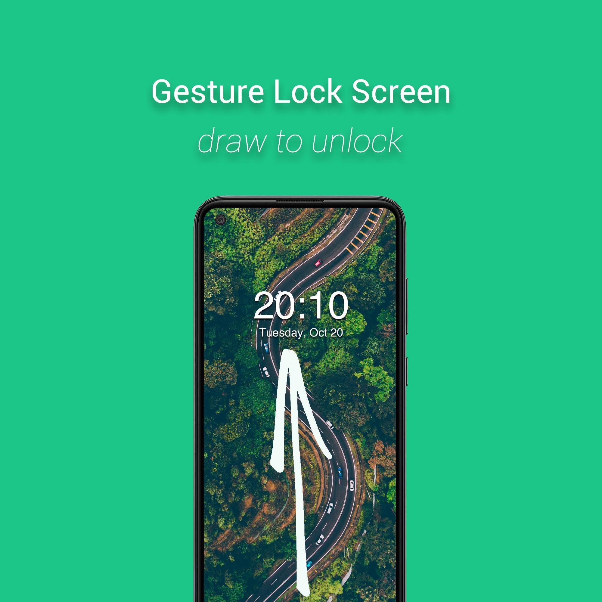 Gesture Lock Screen 2 1.7 Screenshot 8