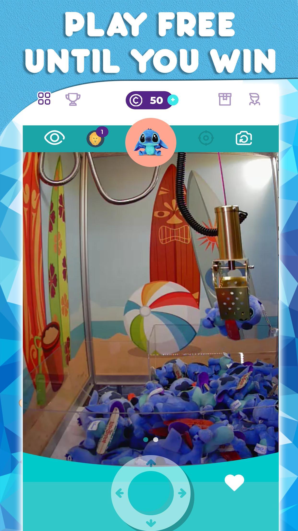 Claw.Games Play Claw Machine & Crane Games Online 1.4.6 Screenshot 1