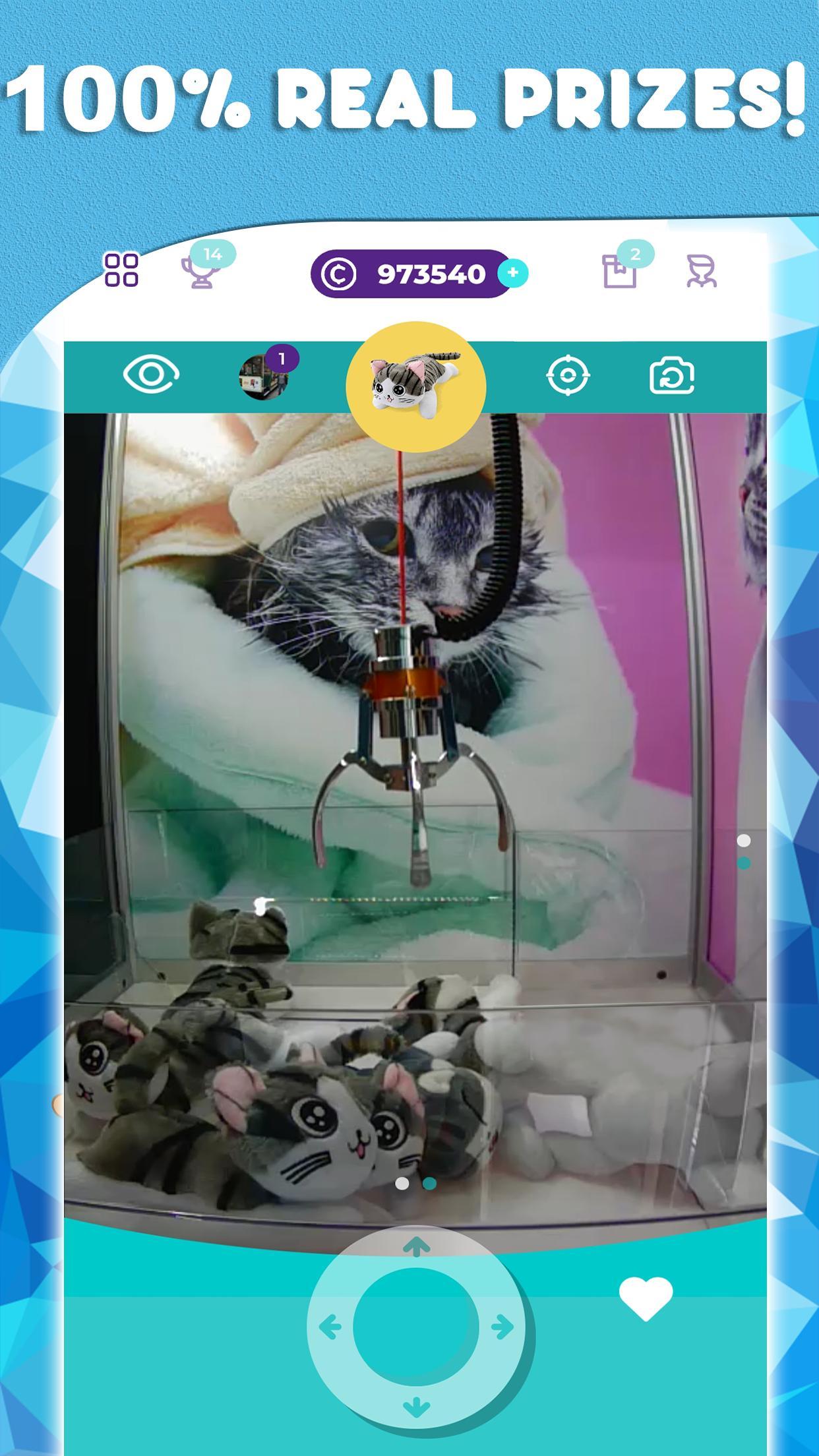 Claw.Games Play Claw Machine & Crane Games Online 1.4.6 Screenshot 4