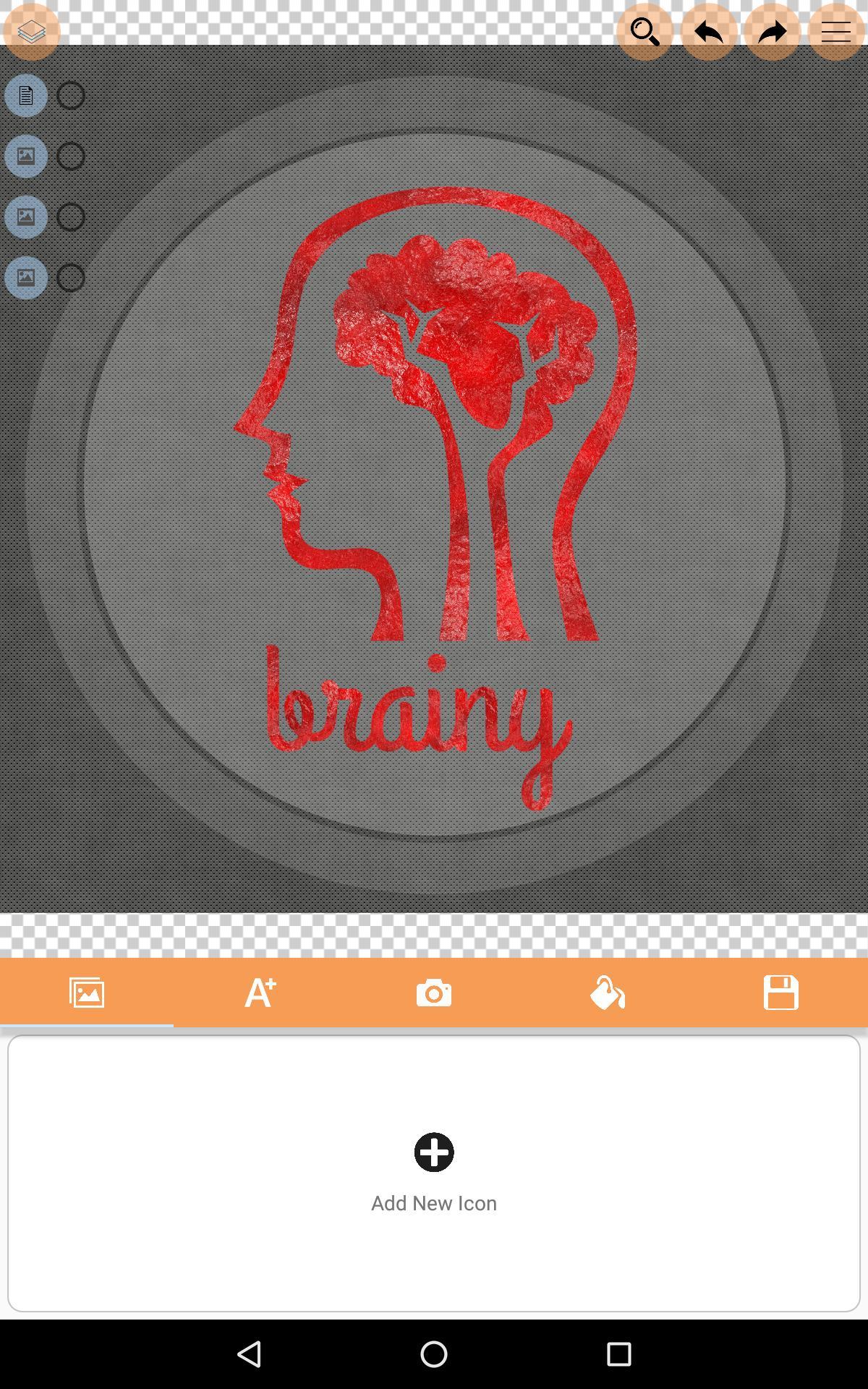 Logo Maker Plus - Graphic Design & Logo Creator 1.2.5.9 Screenshot 11