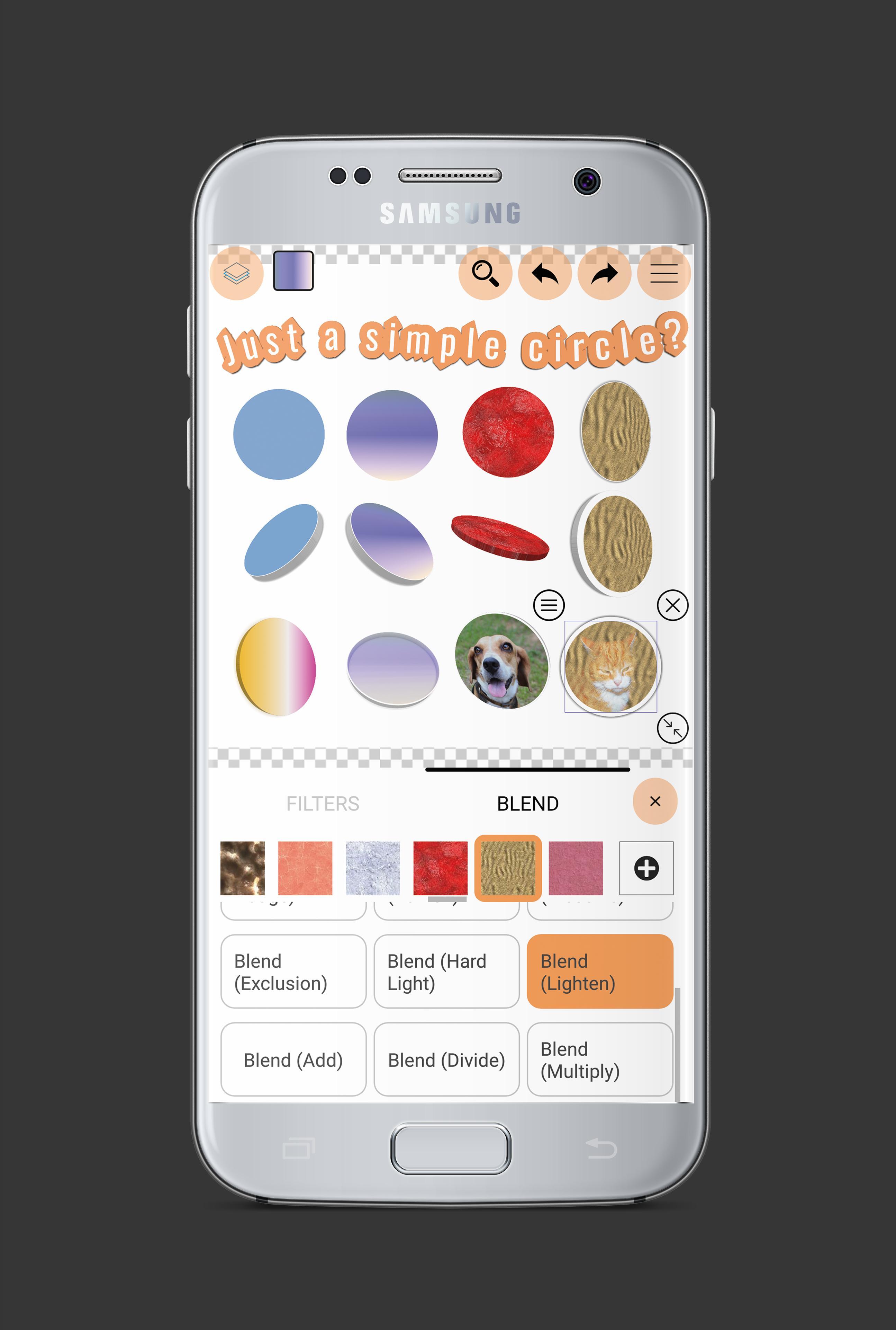 Logo Maker Plus - Graphic Design & Logo Creator 1.2.5.9 Screenshot 4