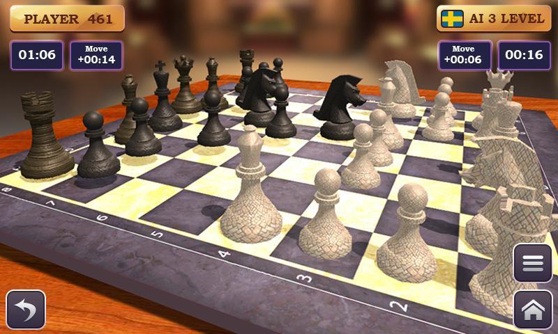 Free Chess Simulator - Chess World Championship 1.02 Screenshot 1