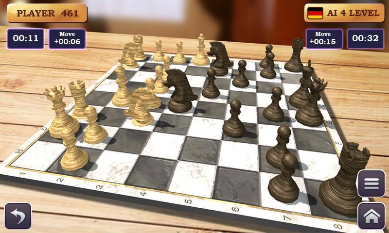 Free Chess Simulator - Chess World Championship 1.02 Screenshot 2