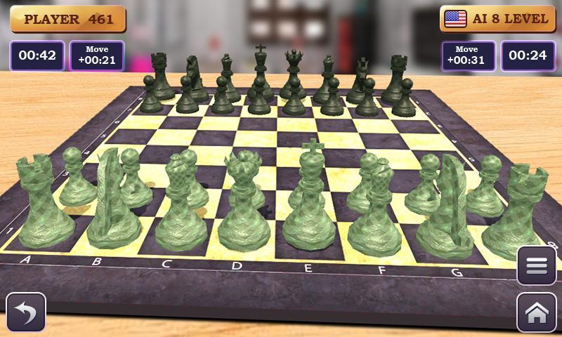 Free Chess Simulator - Chess World Championship 1.02 Screenshot 3