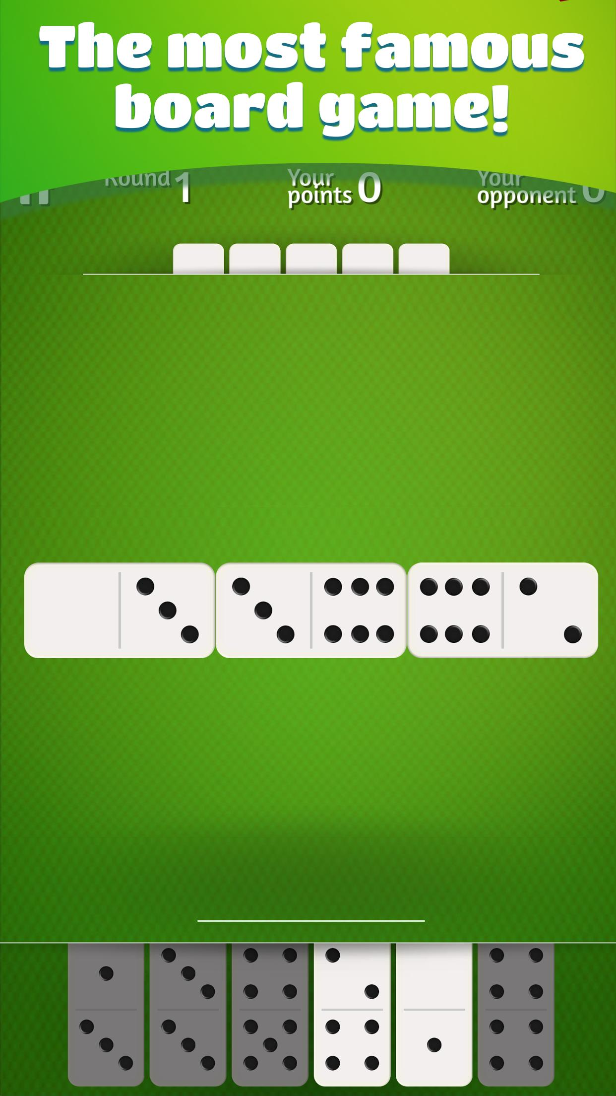 Dominoes 1.30 Screenshot 1