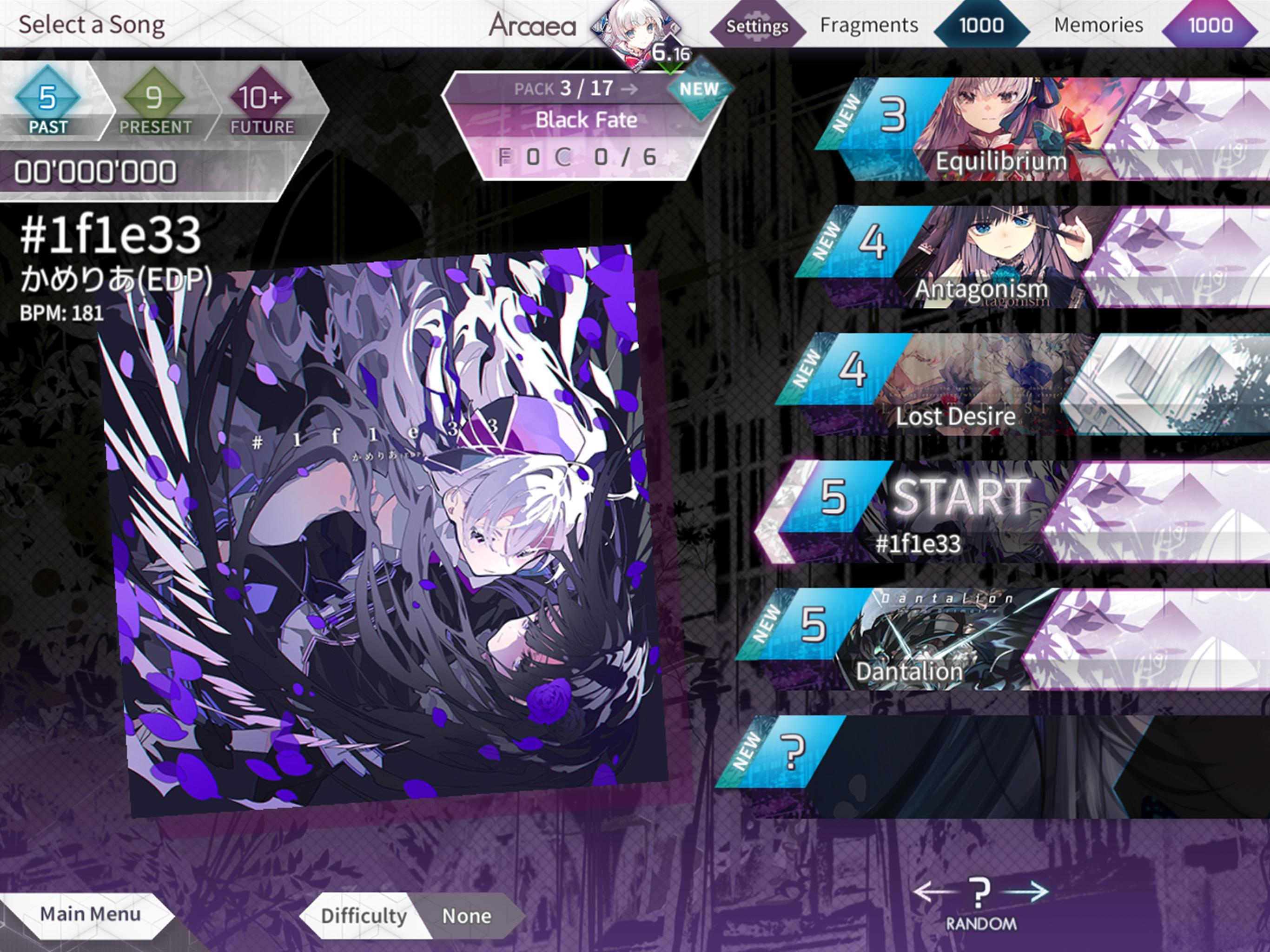 Arcaea New Dimension Rhythm Game 3.2.4 Screenshot 12
