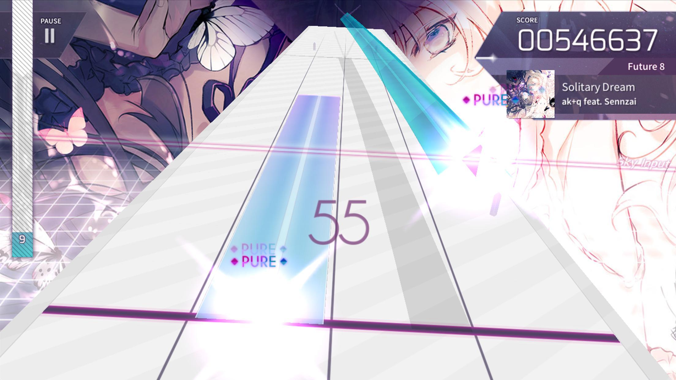 Arcaea New Dimension Rhythm Game 3.2.4 Screenshot 4