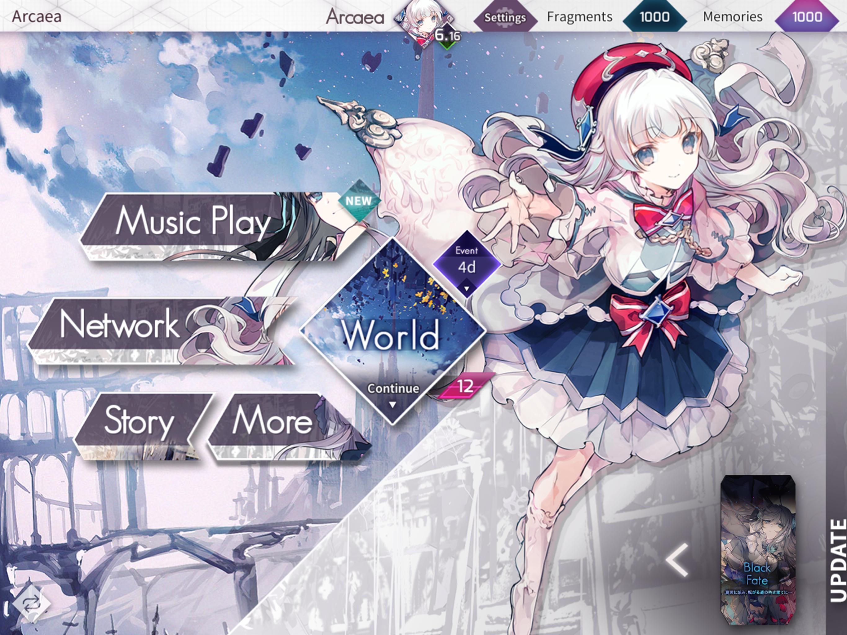 Arcaea New Dimension Rhythm Game 3.2.4 Screenshot 6