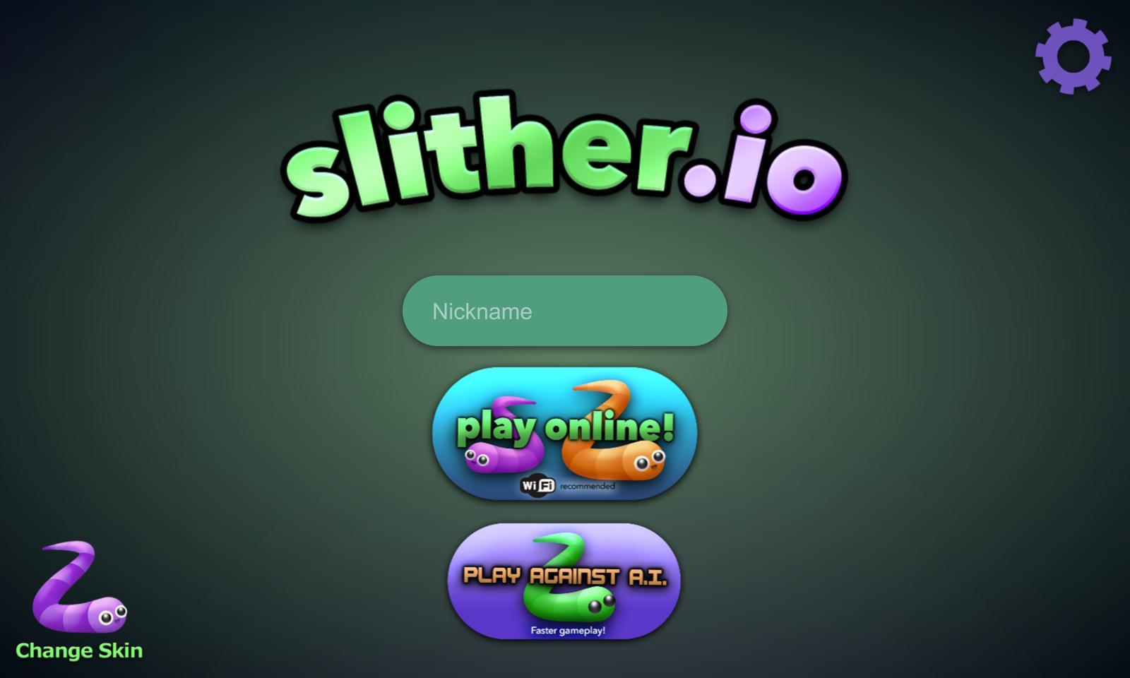 slither.io 1.6 Screenshot 1