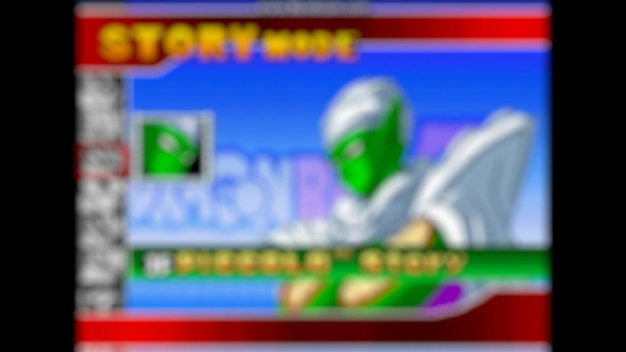 Emulator for DBZ Supersonic Warriors & Tips 3761 Screenshot 4