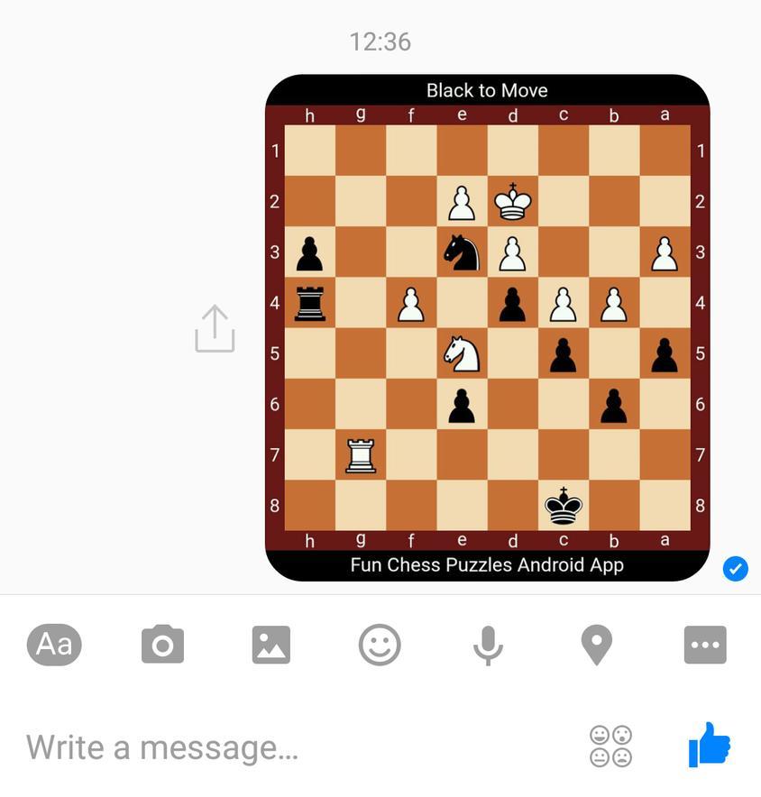 Fun Chess Puzzles Free Play Chess Tactics 2.8.3 Screenshot 5