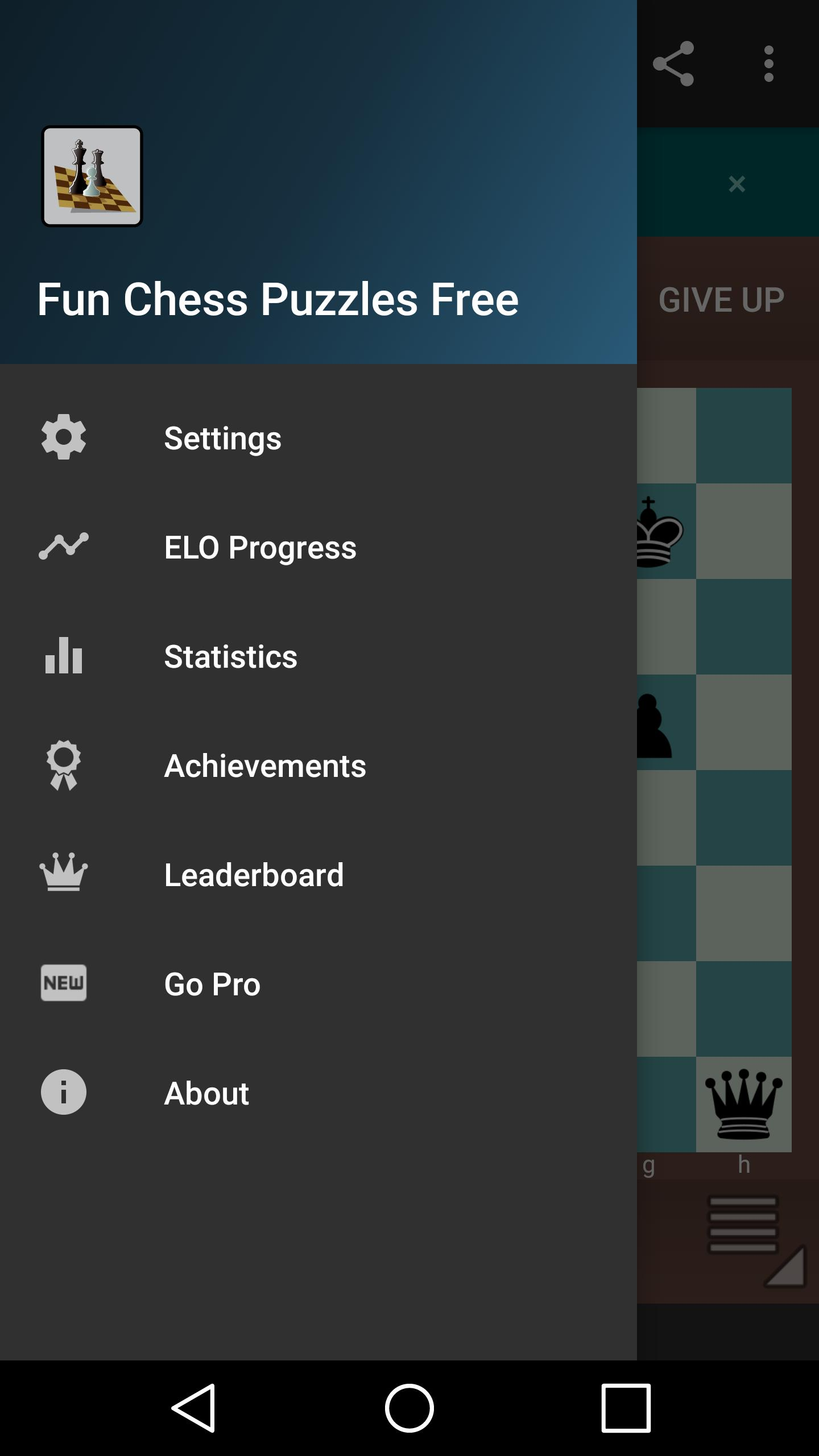 Fun Chess Puzzles Free Play Chess Tactics 2.8.3 Screenshot 8