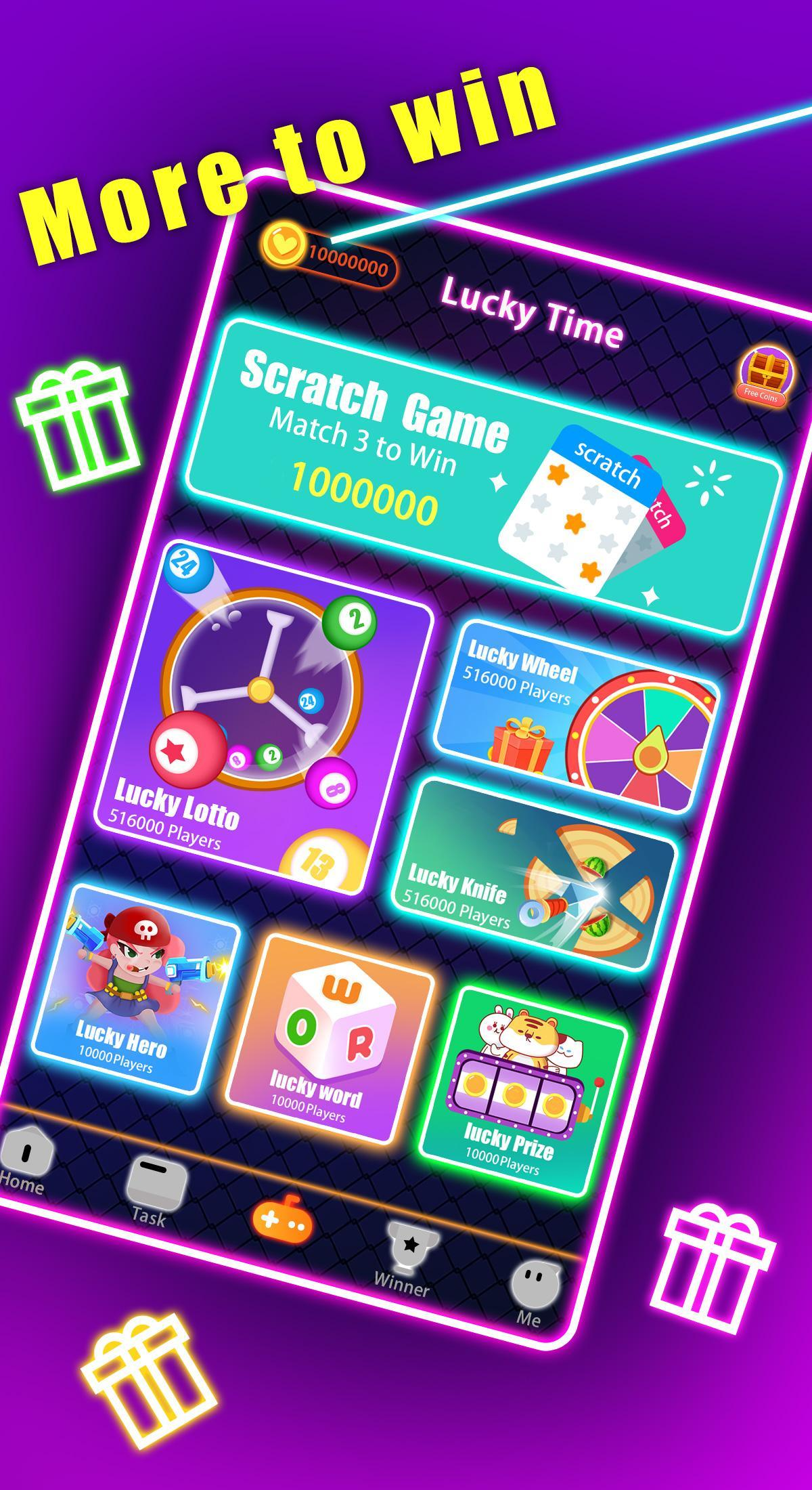 Lucky Time Win Rewards Every Day 3.1.69 Screenshot 6
