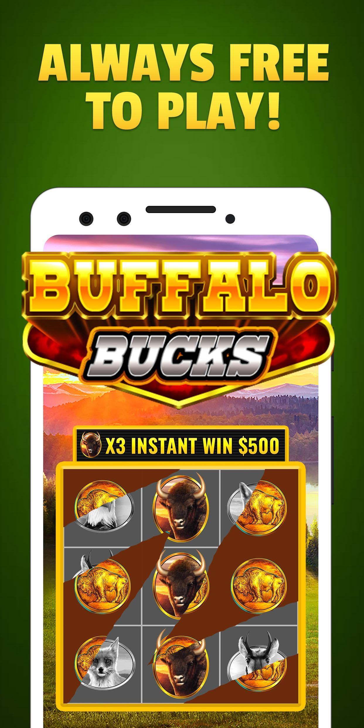 Lucky Scratch WIN REAL MONEY- it's your LUCKY DAY 47.0.0 Screenshot 1