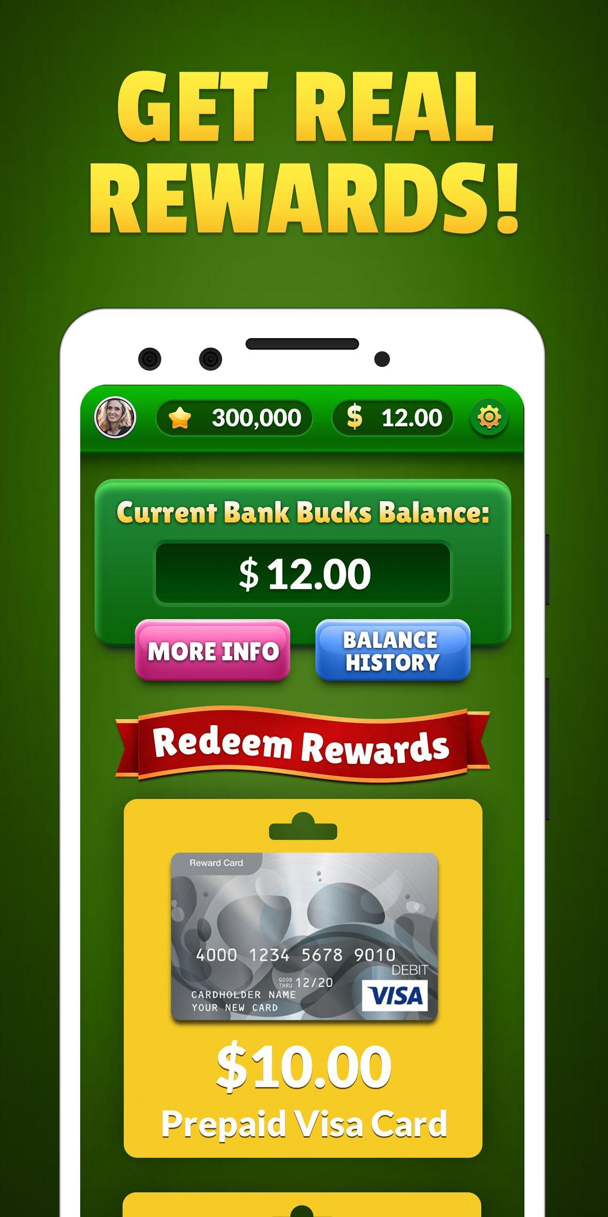 Lucky Scratch WIN REAL MONEY- it's your LUCKY DAY 47.0.0 Screenshot 8