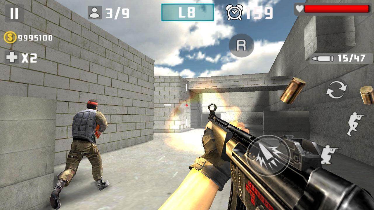 Gun Shot Fire War 1.2.7 Screenshot 19