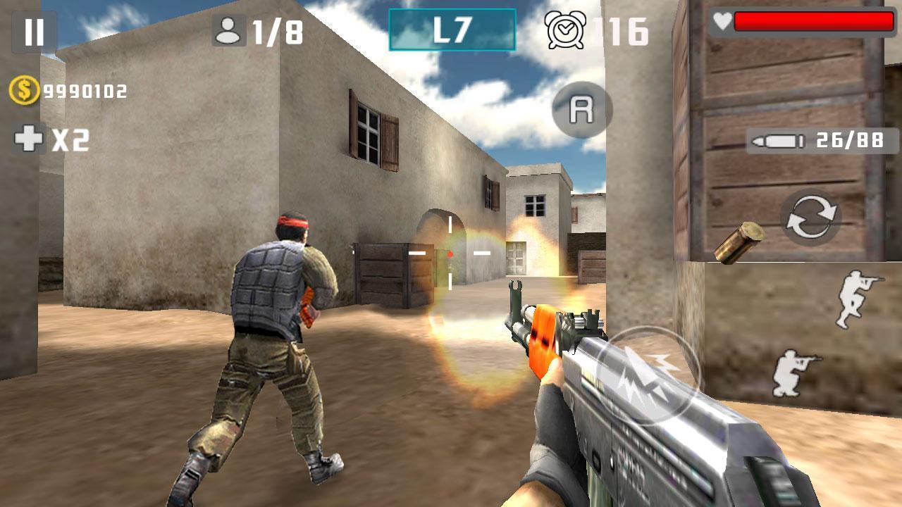 Gun Shot Fire War 1.2.7 Screenshot 20
