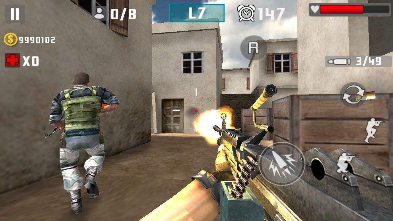 Gun Shot Fire War 1.2.7 Screenshot 6
