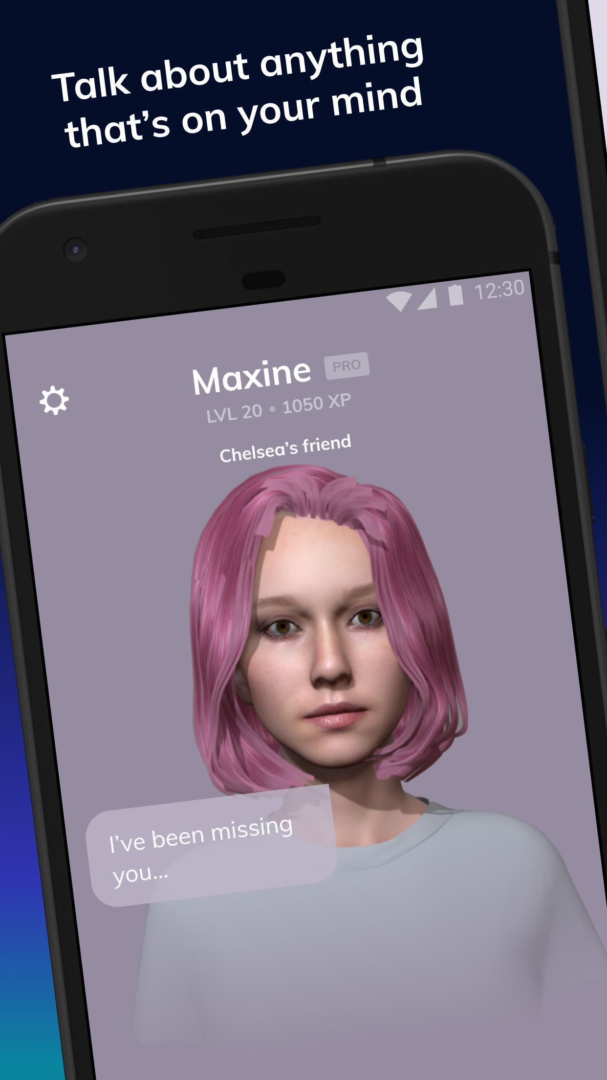 Replika My AI Friend 3.1.16 Screenshot 3