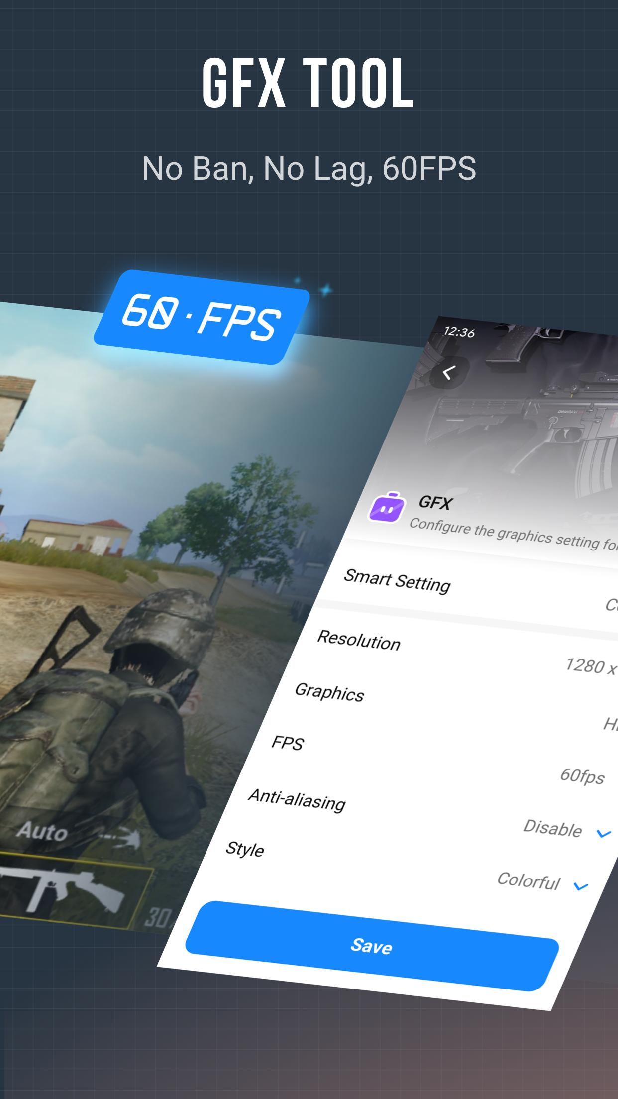 LuluBox - Allow you to unlock all skin of FreeFire 4.8.8 Screenshot 5